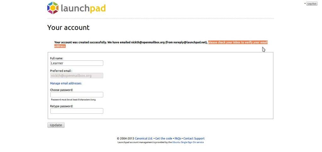 Launchpad-create3