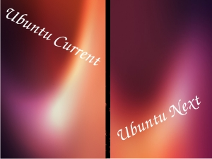 UbuntuCurrent-UbuntuNext