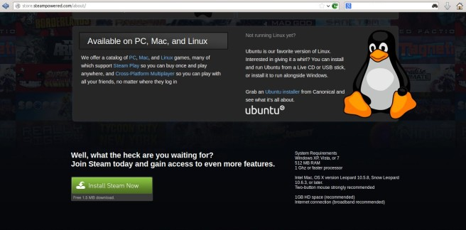 Steam-Ubuntu