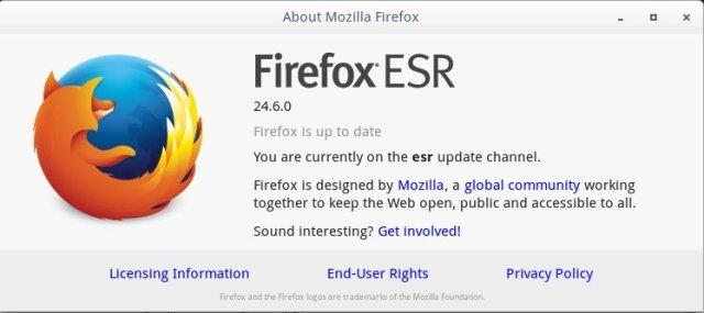 firefox-esr