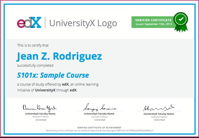 verified_certificate