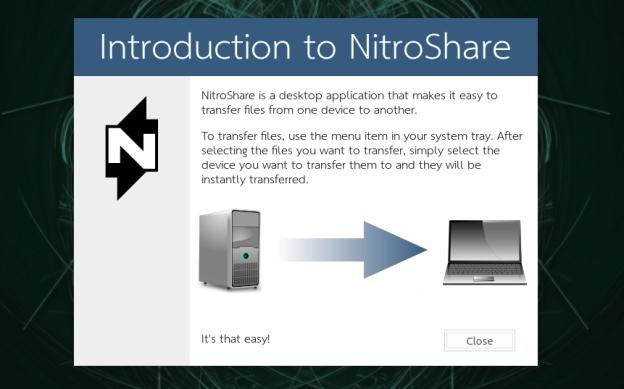 nitroshare-linux